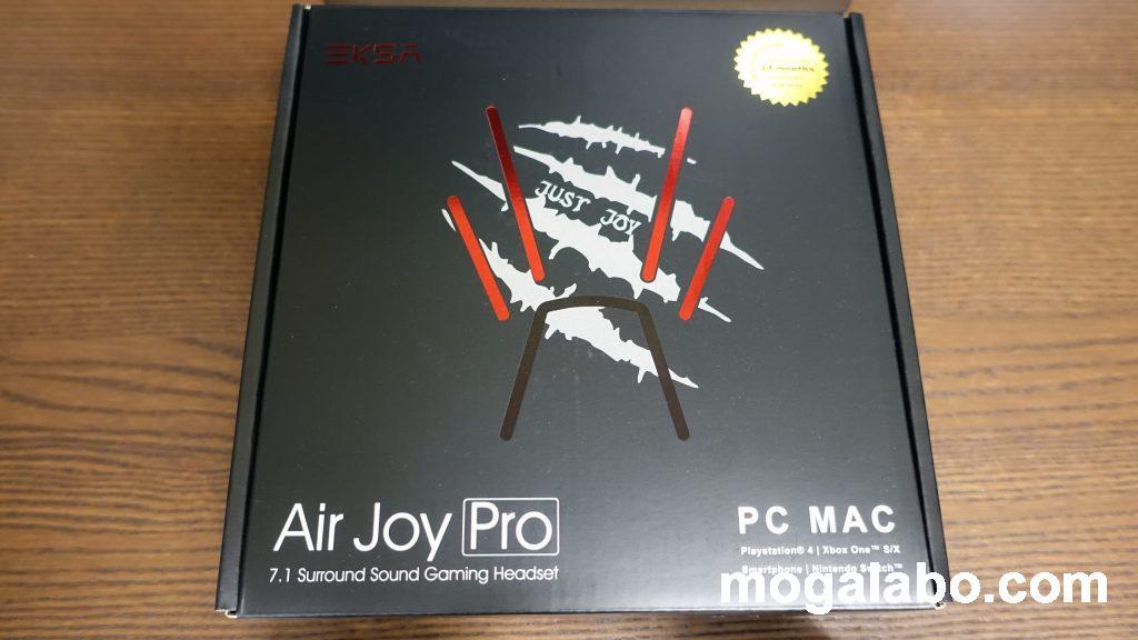 Air Joy Proの箱