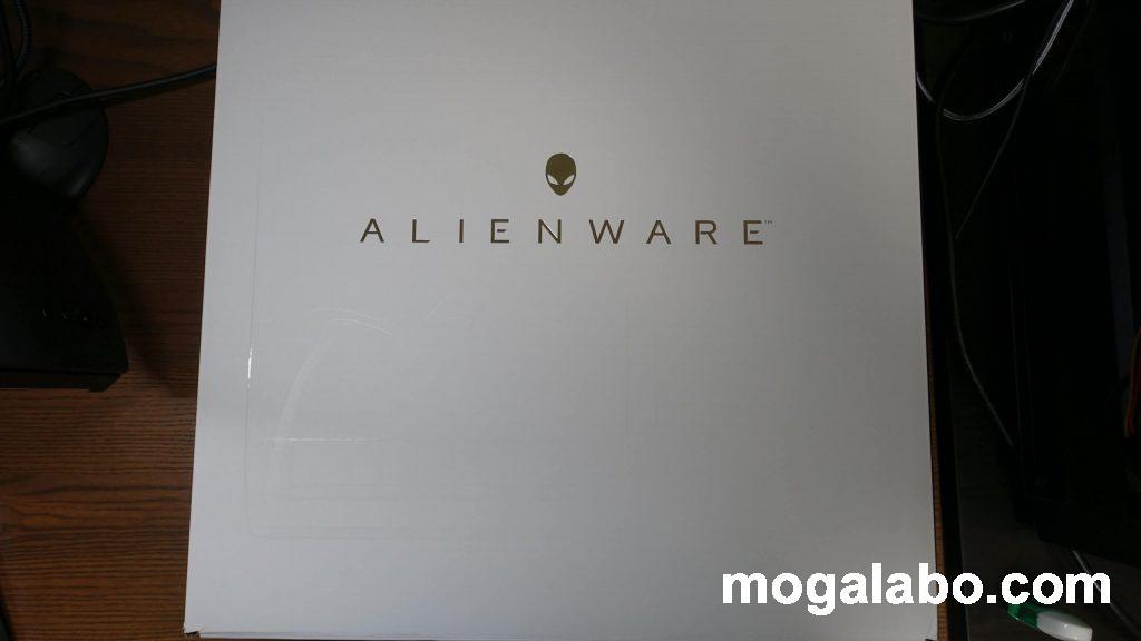 ALIENWARE M15 R3のパッケージ