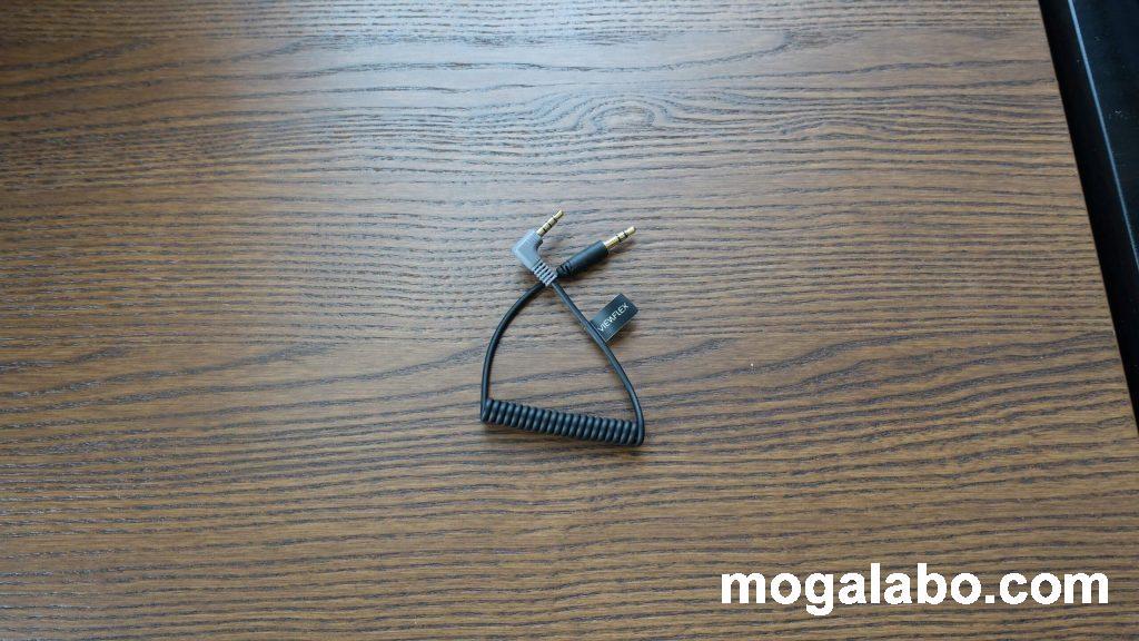 3.5mmTRS-TRRSオーディオケーブル