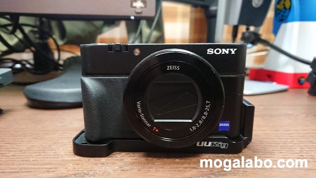 カメラ自体のサイズ感も大きくなる