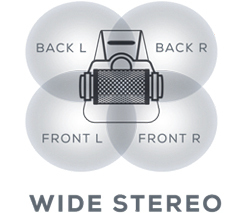 WIDE STEREO