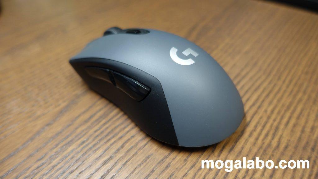 細かな操作は一般的なマウスのほうが優れている
