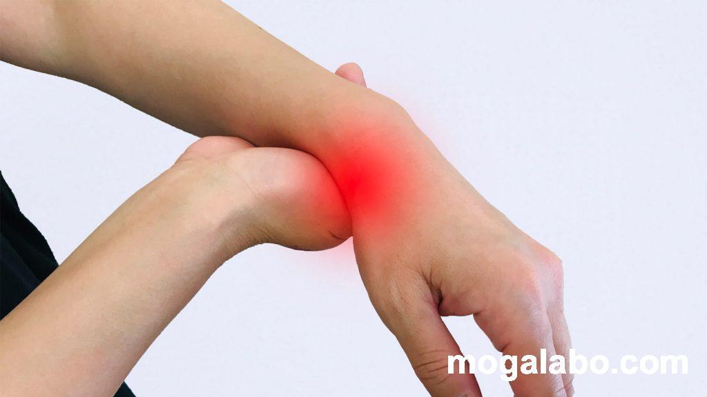 マウス腱鞘炎対策に効果的